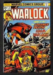 Le Pouvoir de Warlock  (CA) #11