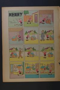 Henry March 15 1942 Sunday Comic