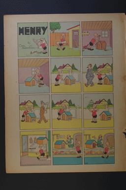 Henry March 15 1942 Sunday Comic