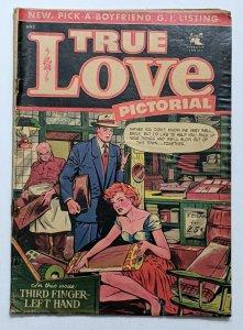 True Love Pictorial #7 (Dec 1953, St. John) Good- 1.8 Matt Baker cover