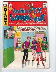 Archie's TV Laugh-Out #3 (1970)