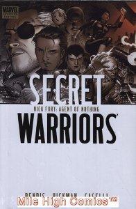 SECRET WARRIORS VOL. 1: NICK FURY AGENT OF NOTHING HC (2009 Series) #1 Very Fine