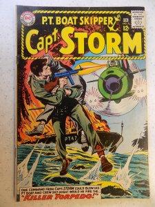 CAPT. STORM # 5 DC WAR ACTION FN