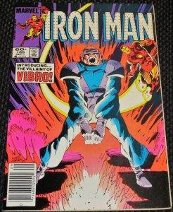 Iron Man #186 (1984)