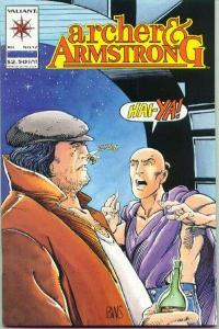 Archer & Armstrong (1992 series) #12, NM- (Stock photo)