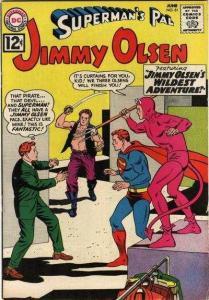 Superman's Pal Jimmy Olsen (1954 series) #61, VG+ (Stock photo)