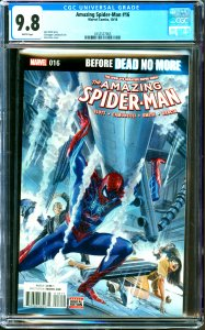 Amazing Spider-Man #16 CGC Graded 9.8