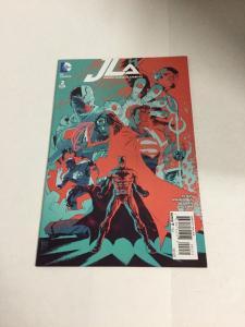 JLA 2 Variant Nm Near Mint DC Comics
