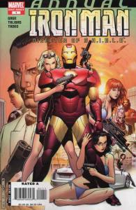 Iron Man (4th Series) Annual #1 VF/NM; Marvel | save on shipping - details insid