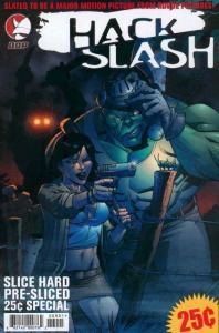 Hack/Slash: Slice Hard Ashcan #1 FN; Devil's Due | save on shipping - details in