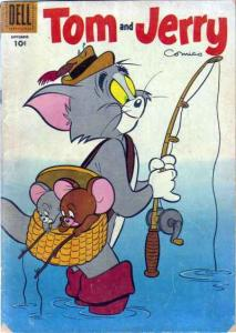 Tom and Jerry #146, Good+ (Stock photo)