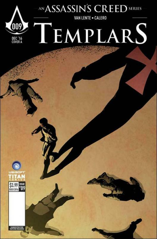 Assassin's Creed: Templars #9A VF/NM; Titan | save on shipping - details inside