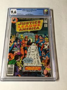 Justice League Of America 171 Cgc 9.6 White Pages