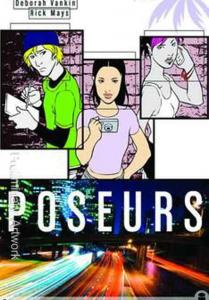Poseurs #1 VF/NM; Image | save on shipping - details inside