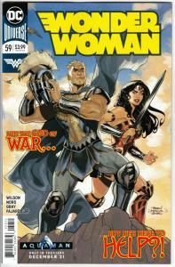 Wonder Woman #59 Main Cvr (DC, 2019) NM