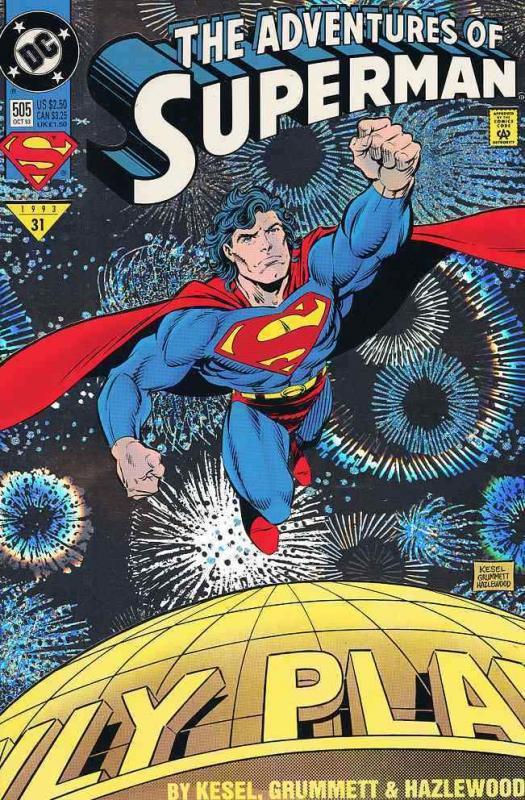 SUPERMAN 505 (2.50 CVR),506-518 BIZZARO!!!!!