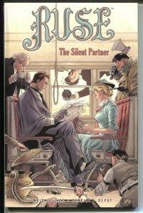 Ruse: The Silent Partner-Mark Waid-2003-PB-VG/FN