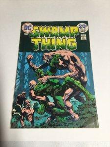 Swamp Thing 10 Fine/Very Fine 7.0 Dc Comics