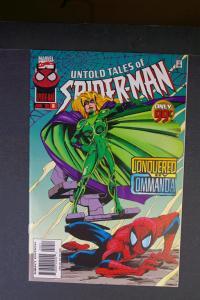 Untold Tales of Spider-Man #10 June 1996