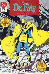 Doctor Fate (1987 series) #1, VF+ (Stock photo)