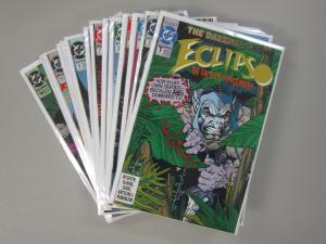 Eclipso (1992), SET:#1-18,  8.0/VF