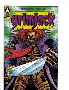 Grimjack #78 (1991) SR26