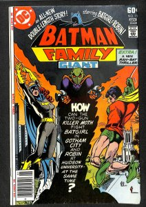 The Batman Family #15 (1977)