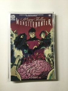 Mary Shelley Monster Hunter #2 (2019) HPA