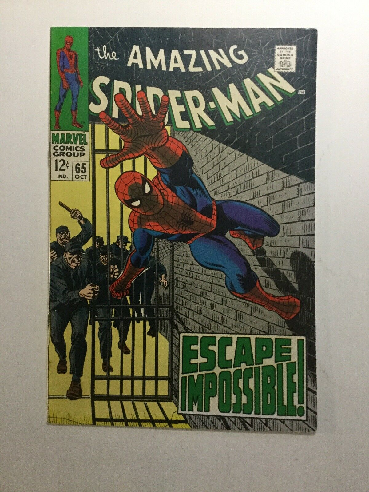Amazing Spider-Man #400 CGC NM//M 9.8 White Pages Die-Cut Cover!