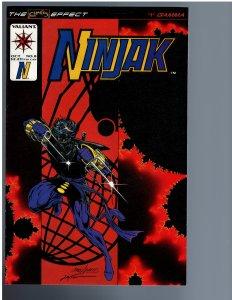 Ninjak #8 (1994)
