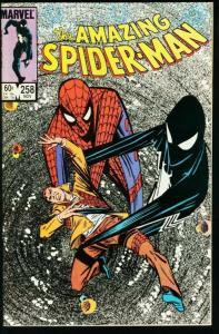 AMAZING SPIDER-MAN #258-1984-MARVEL VF