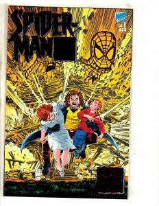 7 Spider-Man Marvel Comic Books Lost Years 1 2 3 + Final Adventure # 1 2 3 4 DB2