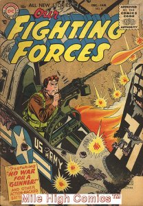 OUR FIGHTING FORCES (1954 Series) #8 Good Comics Book