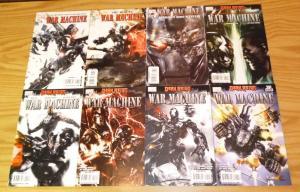 War Machine #1-12 VF/NM complete series - iron man spin-off - greg pak set lot