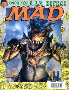 Mad (1952 series) #370, NM + (Stock photo)
