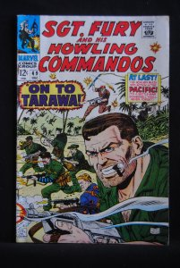 Sgt. Fury and his Howling Commandos, #49