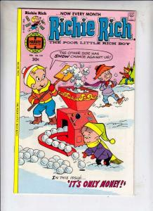 Richie Rich #151 (Feb-77) NM- High-Grade Richie Rich