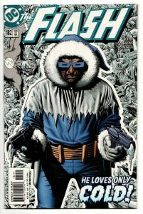 The Flash #182 Captain Cold (DC, 2002) VF