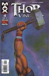 Thor: Vikings #4, NM (Stock photo)