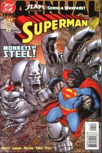 Superman (1987 series) Annual #11, NM- (Stock photo)