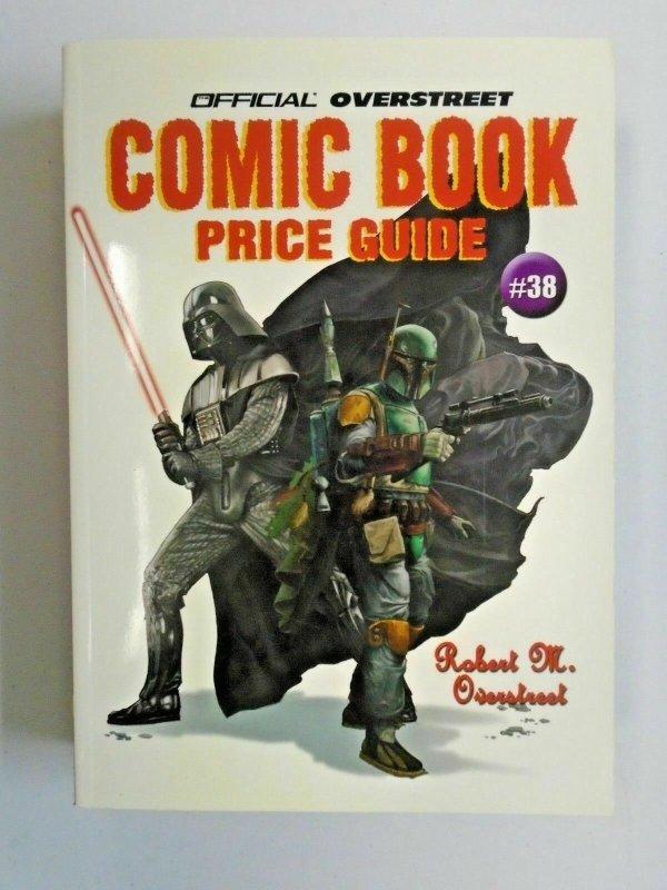 Overstreet Comic Book Price Guide SC #38, 8.0/VF (2008)