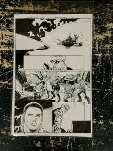Suicide Squad Issue 32 Page 6 by Eaton and Faucher