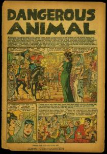 Valor #5 1955- EC Comics- Verpoorten Collection - Reading Copy