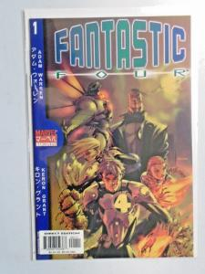 Marvel Mangaverse Fantastic Four #1 8.0 VF (2002)