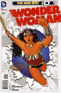 Wonder Woman (4th Series) #0 VF/NM; DC | save on shipping - details inside