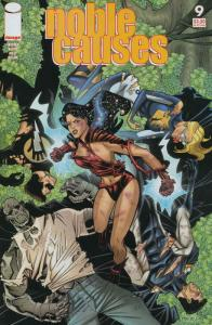 Noble Causes (Vol. 3) #9 VF/NM; Image | save on shipping - details inside