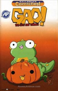 Gao Halloween Special #1 VF/NM; Antarctic   save on shipping - details inside