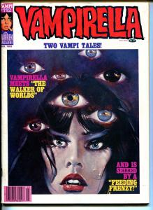 Vampirella #112 1983-Warren-eyeball cover-last Warren ssue-FN+