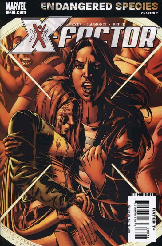 X-Factor (3rd Series) #22 VF/NM; Marvel | save on shipping - details inside