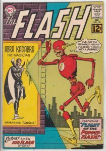 Flash, The #133 (Dec-62) FN/VF Mid-High-Grade Flash